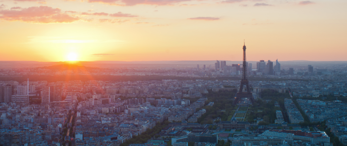 Paris as seen from the Montparnasse by Ros_K on Flickr